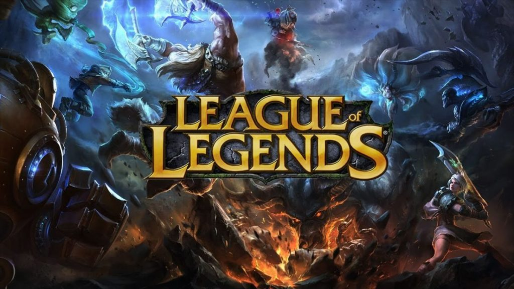 用中文: League of Legends