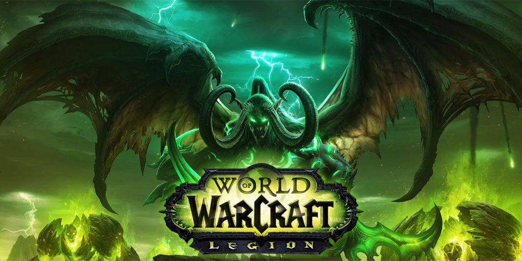 用中文: World of Warcraft Legion