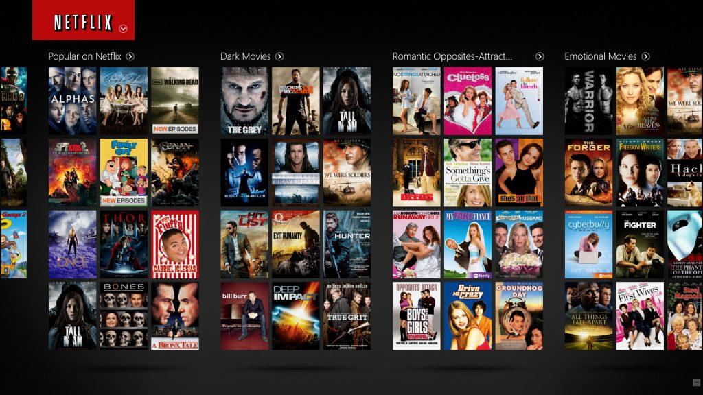 Netflix中国-翻墙美国网飞