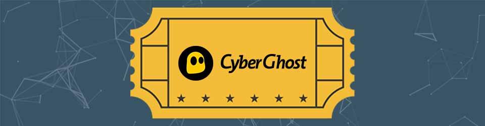 cyberghost优惠券代码